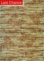Rugstudio Sample Sale 172769R Antique Cream - Salmon Area Rug