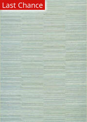 Rugstudio Sample Sale 172567R Gold - Light Blue Area Rug