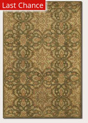 Couristan Jalore Antique Bihar 1735-0012 Wheat-Sage Area Rug