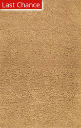 Dalyn Casual Elegance Shag Gold 245 Area Rug