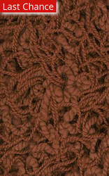 Rugstudio Sample Sale 19580R Cinnamon 949 Area Rug