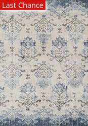 Rugstudio Sample Sale 165890R Blue Area Rug