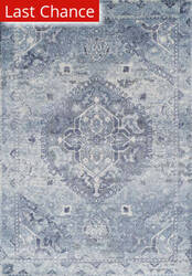 Rugstudio Sample Sale 165904R Sky Area Rug