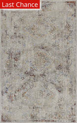 Rugstudio Sample Sale 192844R Taupe Area Rug