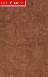 Rugstudio Sample Sale 192860R Copper Area Rug