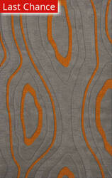 Rugstudio Sample Sale 157869R Zinc Area Rug