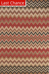 Dash And Albert Bargello 92361 Jute Area Rug