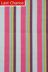 Dash and Albert Clover 54258 Stripe Area Rug