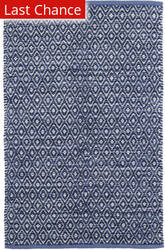 Rugstudio Sample Sale 183058R Blue Area Rug