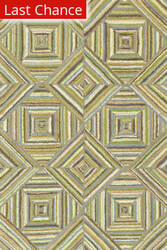 Dash And Albert Kaledo 64420 Green Area Rug