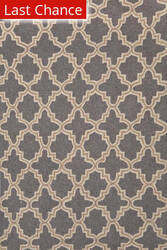 Rugstudio Sample Sale 56238R Charcoal Area Rug