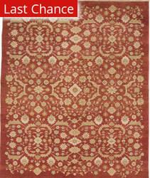 Rugstudio Sample Sale 167950R Red Area Rug