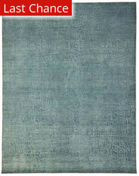 Rugstudio Sample Sale 168502R Teal Area Rug