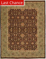 Rugstudio Sample Sale 41517R Brown Area Rug
