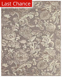 Rugstudio Sample Sale 185184R Pewter - Gray Area Rug
