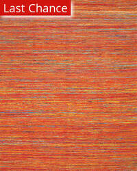 Rugstudio Sample Sale 184657R Orange - Multi Area Rug