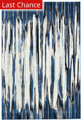 Rugstudio Sample Sale 185050R Indigo Area Rug