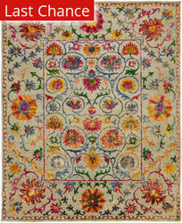 Rugstudio Sample Sale 183169R Beige Area Rug