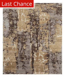 Jaipur Living Connextion By Jenny Jones - Global CG11 Dark Taupe Outlet Area Rug