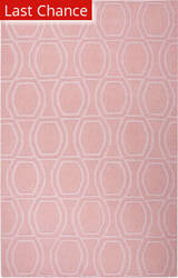 Jaipur Living Astor By Kate Spade New York Bow Tile Akn14 Ballet Pink Area Rug