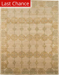 Rugstudio Sample Sale 63806R Dark Ivory Area Rug