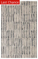 Rugstudio Sample Sale 169783R Fog - Peat Area Rug
