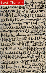Jaipur Living Gramercy By Kate Spade New York Find The Hidden Meaning Gkn08 Off White Area Rug