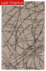 Rugstudio Sample Sale 169817R Moonstruck - Dark Gull Gray Area Rug