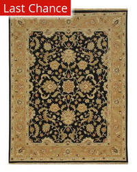 Jaipur Living Jaimak Lerik JM03 Ebony/Ginger Brown Area Rug