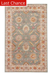 Rugstudio Sample Sale 53459R Sea Spray - Peyote Area Rug