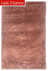 Rugstudio Sample Sale 62026R Sun Orange/Plum Area Rug
