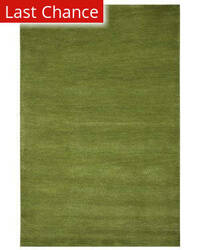 Rugstudio Sample Sale 53501R Lime Green Area Rug