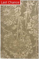 Jaipur Living Earth Allium ER12 Light Gold Area Rug