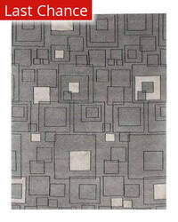 Jaipur Living J2 Jali J230 Medium Gray/Ebony Area Rug