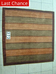 J. Aziz Peshawar Novelty Gold- 86903 Area Rug