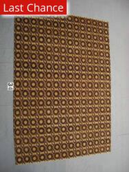 J. Aziz Peshawar Novelty Brown-Brown 86894 Area Rug