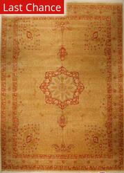 J. Aziz Haj Jalili V-1667 Brown / Olive Area Rug