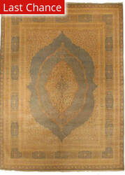 J. Aziz Haj Jalili V-1625 Light Blue Area Rug
