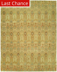 Rugstudio Sample Sale 126491R Honey Dew Area Rug