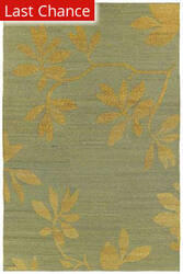 Rugstudio Sample Sale 28856R Pesto 4701-45 Area Rug