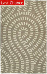Rugstudio Sample Sale 66815R Nutmeg 54 Area Rug