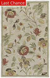 Rugstudio Sample Sale 24191R Linen 42 Area Rug