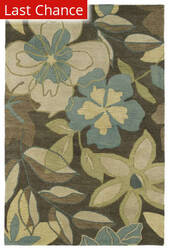 Kaleen Calais Til Tomorrow Azure 7508-66 Area Rug