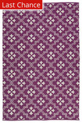 Rugstudio Sample Sale 128941R Purple Area Rug