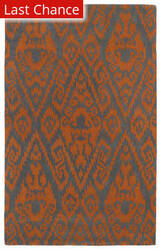 Rugstudio Sample Sale 105795R Orange Area Rug