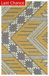 Rugstudio Sample Sale 171040R Butterscotch Area Rug