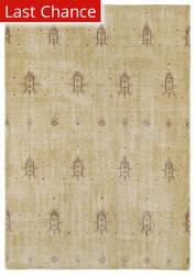 Rugstudio Sample Sale 105841R Gold Area Rug