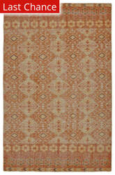 Rugstudio Sample Sale 149562R Orange Area Rug
