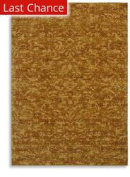 Karastan Woven Impressions Vintage Batik Curry 35502-31142 Area Rug