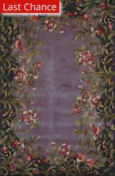 Rugstudio Sample Sale 11782R Lavender Area Rug